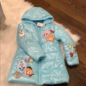 Frozen Puffer Jacket